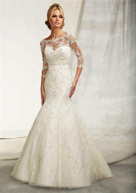 Deyya Dress By Morist 1 dantelli gelinlik modelleri sevimli gelin