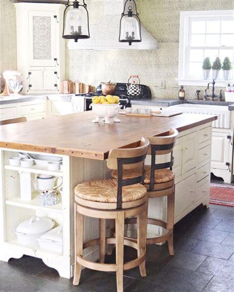farmhouse butcher block kitchen island 12 best farmhouse kitchen images on farmhouse kitchens country kitchens and kitchen