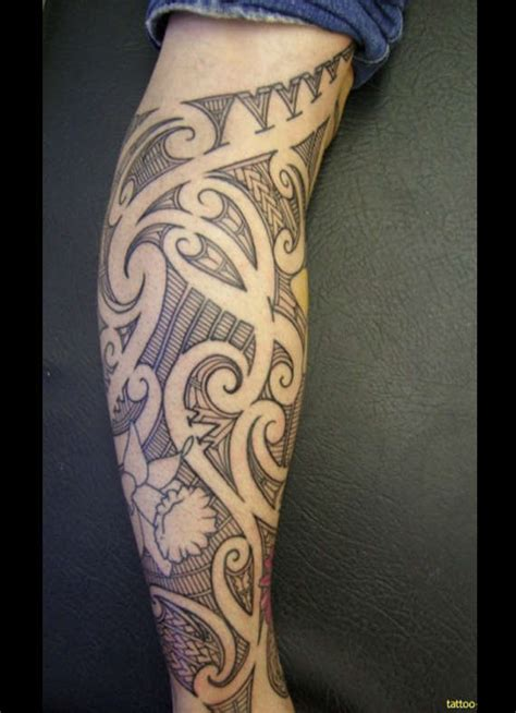 tribal leg tattoo 80 fashionable and wonderful leg tattoos and designs