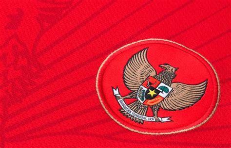 Kaos Bola Timnas Indonsia Garuda B71 6 studi hukum dari gugatan terhadap lambang garuda di kaos