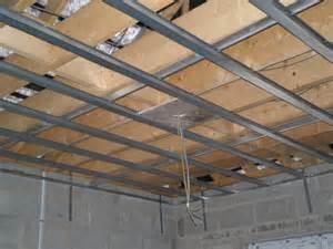 metal joisting stud partitions suspended ceilings