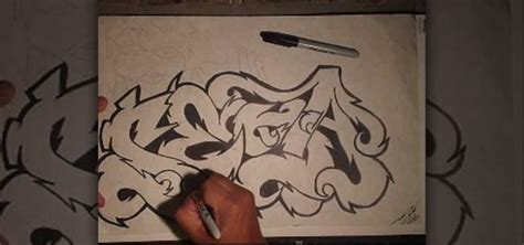 Graffiti Words To Draw How To Draw Graffiti Words For Beginners Images