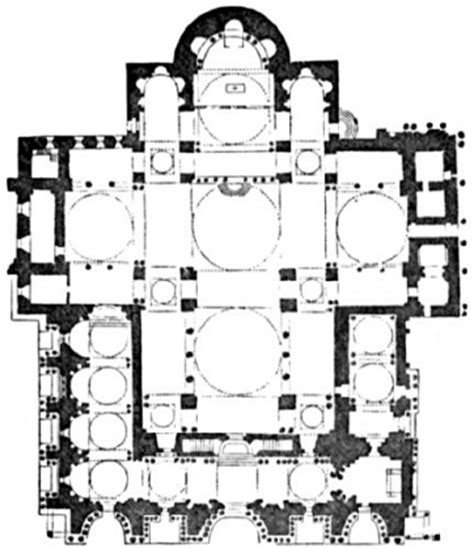 greek cross floor plan diagram of a house in italy at diagram free engine image
