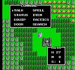 emuparadise dragon quest iv play dragon warrior iv nintendo nes online play retro