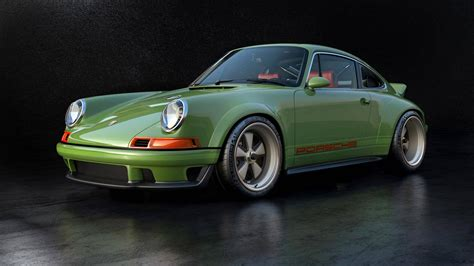 porsche 911 singer sensationally singer porsche 911 with 500 hp williams