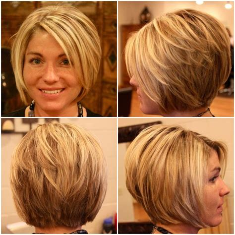 bob hairstyles layered and cut fuller over ears love love love bob hairstyles pinterest hair style