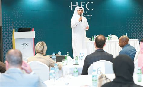 Best In Qatar For Mba by Hec In Qatar Welcomes Executive Mba Class Of 2018