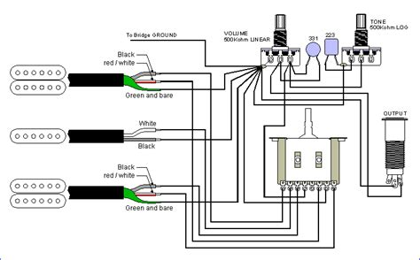 5 way switch wiring diagram ibanez 5 wiring exles and