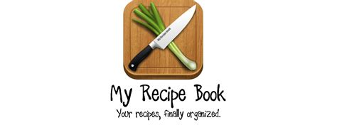 2011 january my recipe book app
