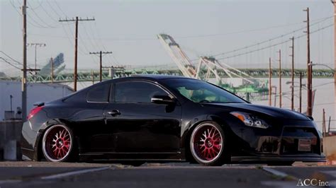 stanced nissan altima stanced nissan altima coupe www imgkid com the image