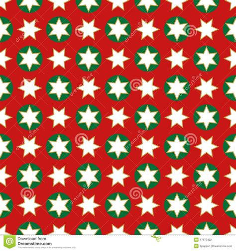 christmas pattern repeat christmas seamless wrapping paper repeating stock vector