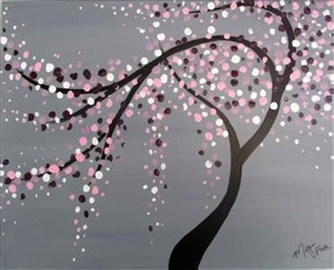 paint with a twist o fallon 1000 ideas about tree paintings on tree