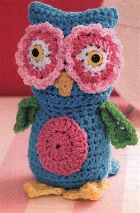 crochet pattern free cute cute crochet owl pattern crochet kingdom
