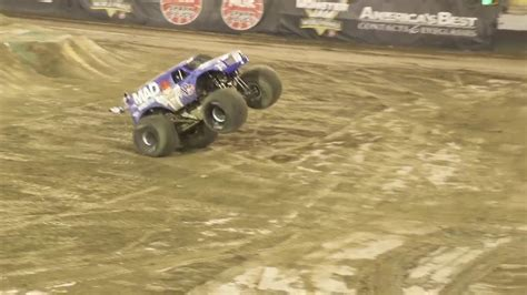 Truck Front Flip by Jam Truck Front Flip O Donnell At
