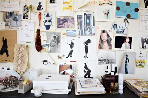 an inside look at lyons s desk in the j crew