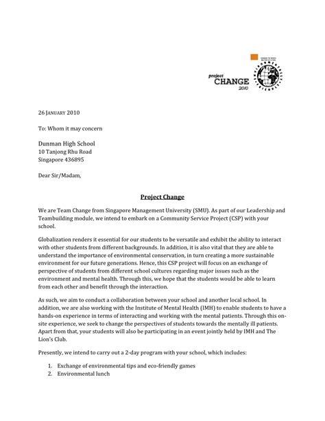 letter intent dunman high school project