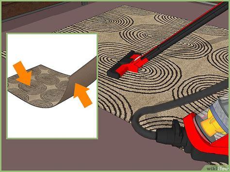 pulire i tappeti 3 modi per pulire i tappeti con l aceto wikihow