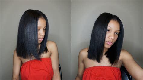 show me all blunt cut bobs how to cut hair bob blunt cut youtube