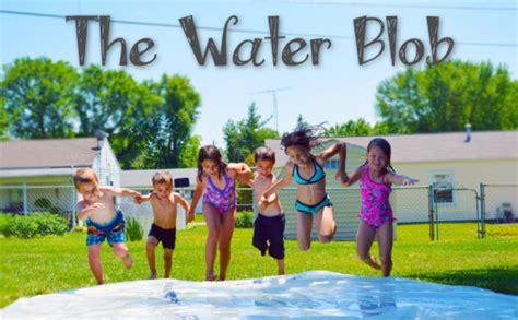 kids backyard fun diy water blob for kids summer outdoor fun kidsomania