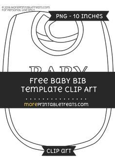 baby bib card template 1000 images about baby shower printables on