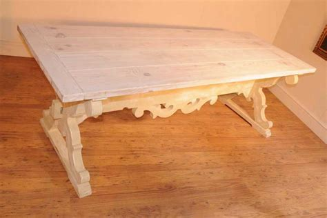 round farmhouse painted kitchen dining table oak painted farmhouse refectory table oak kitchen dining