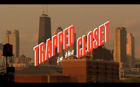 Trapped In The Closet Story by R Unveils New Chapters Of Trapped In The Closet