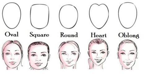 describing face shapes ponyfrisur und gesichtsform was passt zusammen