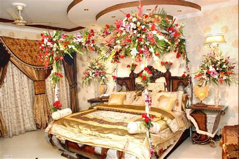 bride groom wedding room decorationbedroom decoration
