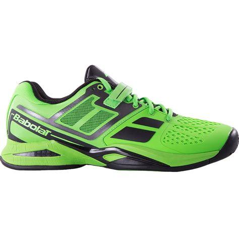 babolat propulse bpm all court s tennis shoe green black