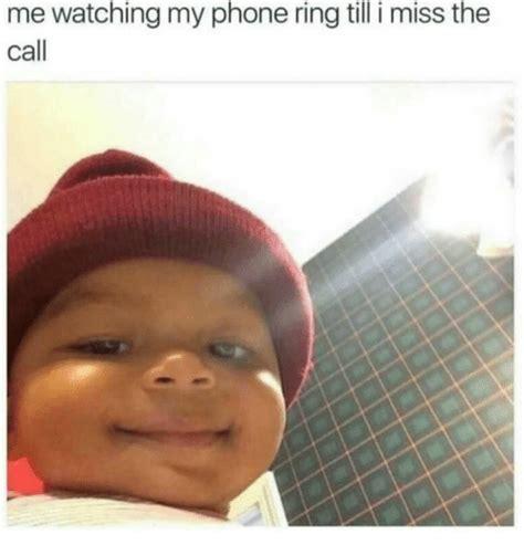 Baby Phone Meme - 25 best memes about phone ringing phone ringing memes