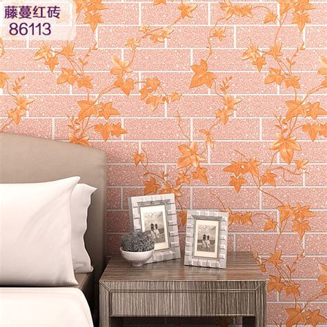 Wall Sticker Stiker Dinding Pink Flower Jm7296 02 buy large wallpaper marble flower vine mural wall paper