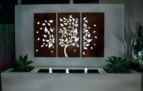 extra large outdoor metal wall art abqbrewdashcom