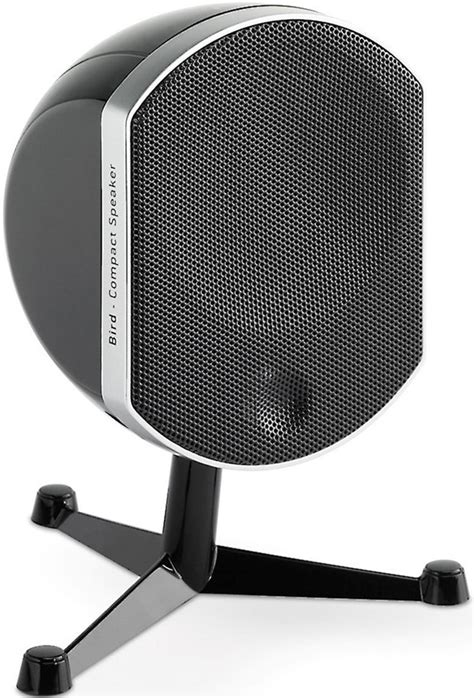 Speaker Satelit 2way focal bird 5 5 quot 2 way compact satellite speaker black each