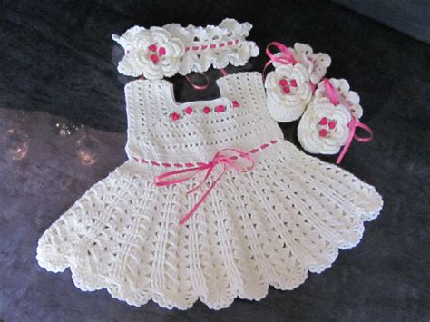 custom order handmade baby crochet dress band