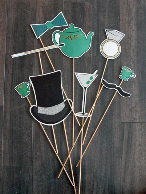 Vintage Pieces That Make Great Photography Props by Diy Photo Booth Props The Ultimate List