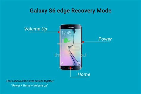 android boot into recovery how to boot into galaxy s6 and s6 edge recovery mode