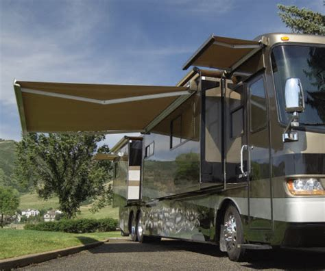 electric awning rv rv awnings patio awnings more carefree of colorado