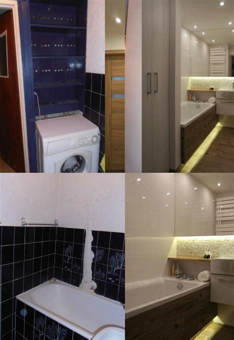r駭ovation cuisine avant apr鑚 salle de bain 187 peindre carrelage salle de bain avant