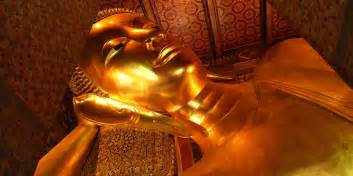 reclining buddha bangkok wat pho thailand explored