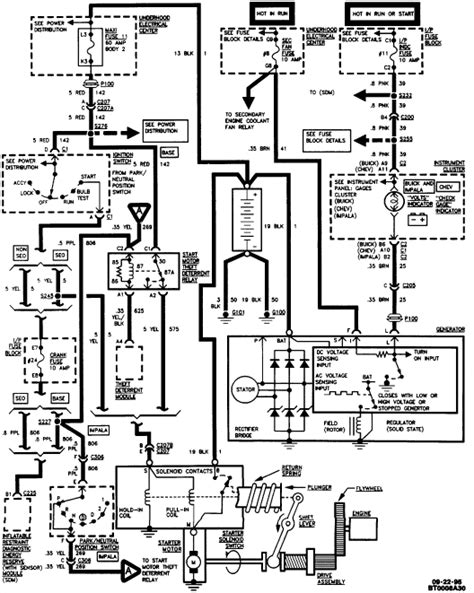 wiring diagram for 2004 chevy impala get free image