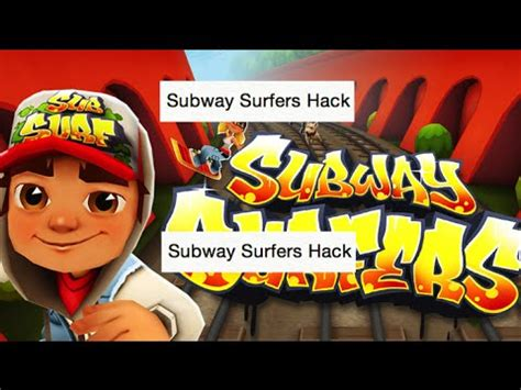 tutorial hack subway surfers full download subway surfer unlimited coins hack no