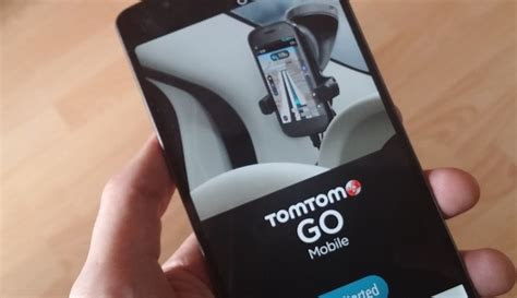 mobile to go android tomtom re launches go mobile navigation for android