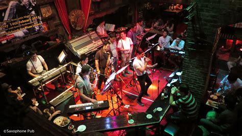 top 8 jazz bars and pubs in bangkok bangkok nightlife