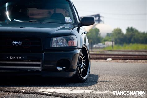 subaru forester stance just look at it stancenation form gt function