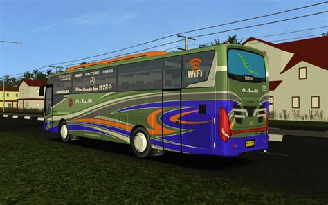 Mod Bus Game Haulin | download mod bus scorpion x haulin hauliner dan ukts