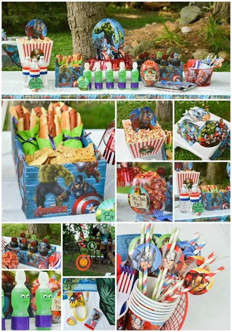 avengers printable party decorations how to host a marvel avengers birthday party on a budget