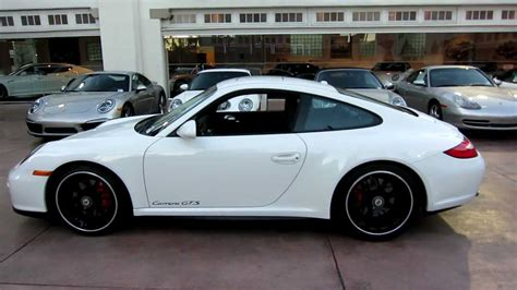 porsche 911 gts white 2011 porsche gts carrara white with black