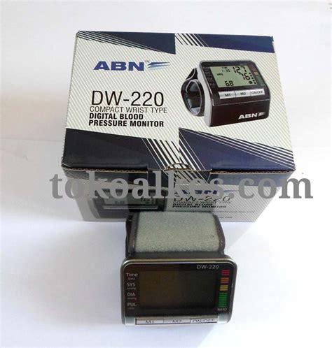 Tensimeter Abn tensimeter digital lengan bawah abn dw 220 tokoalkes