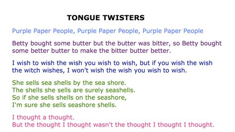 best tongue twisters 37 tongue twisters guaranteed to twist your tongue
