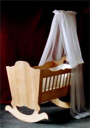 Baby Wiege Holz by Babywiege Bauanleitung Bauplan